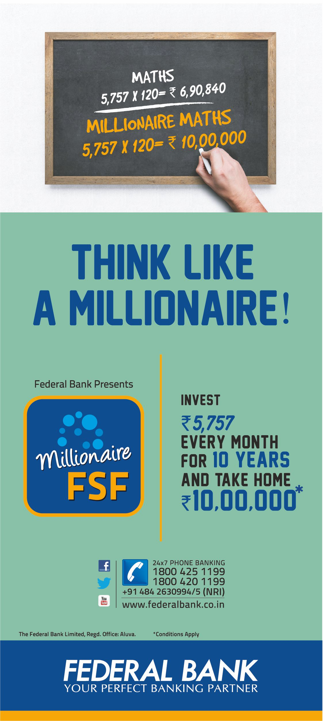 Millionaire Fsf Nri Recurring Deposit Scheme Best Saving Scheme
