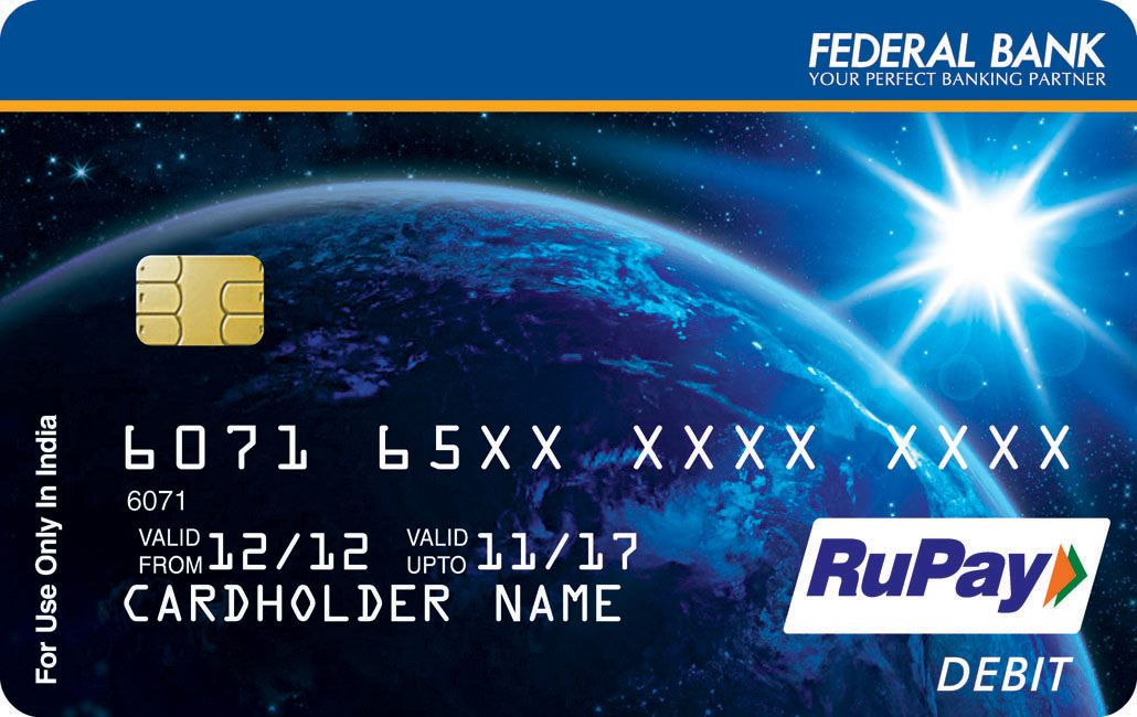 difference between Visa,Maestro Master cards and Rupay