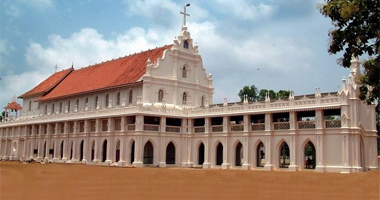 St. George Forane Church, Edathuva