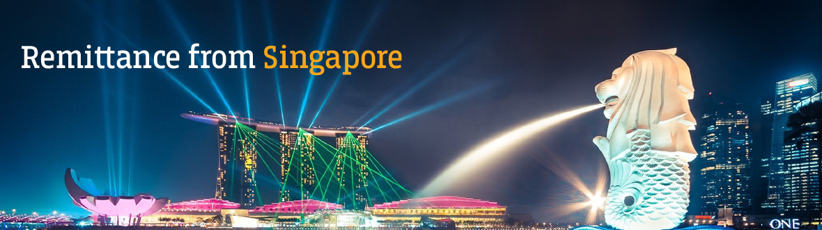 <h1> Remittance from Singapore to India</h1>