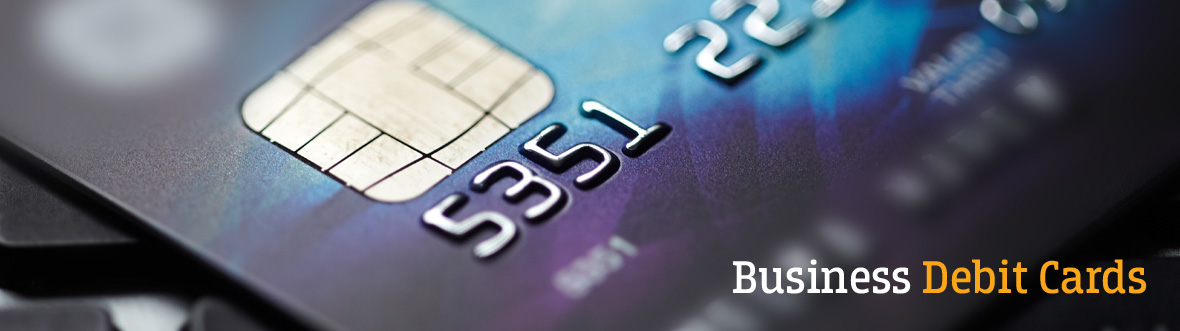 <h1> Business Debit Cards</h1>
