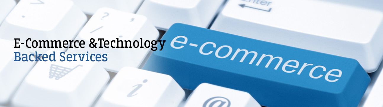 <h1> e-Commerce and Technology Backed Services</h1>