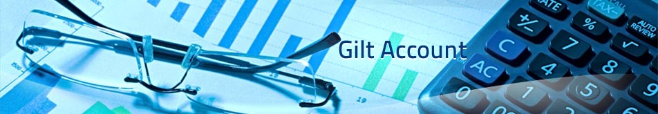 Constituent SGL Account (Gilt Accounts)