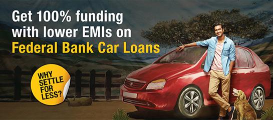 Federal Bank Car Loan For Nri