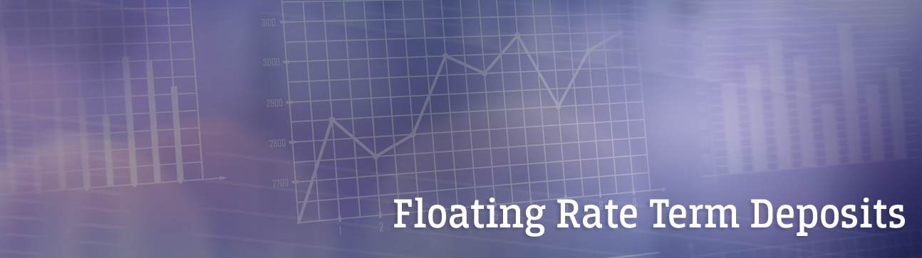 Floating Rate Term Deposit (Discontinued w.e.f 18-09-2018)