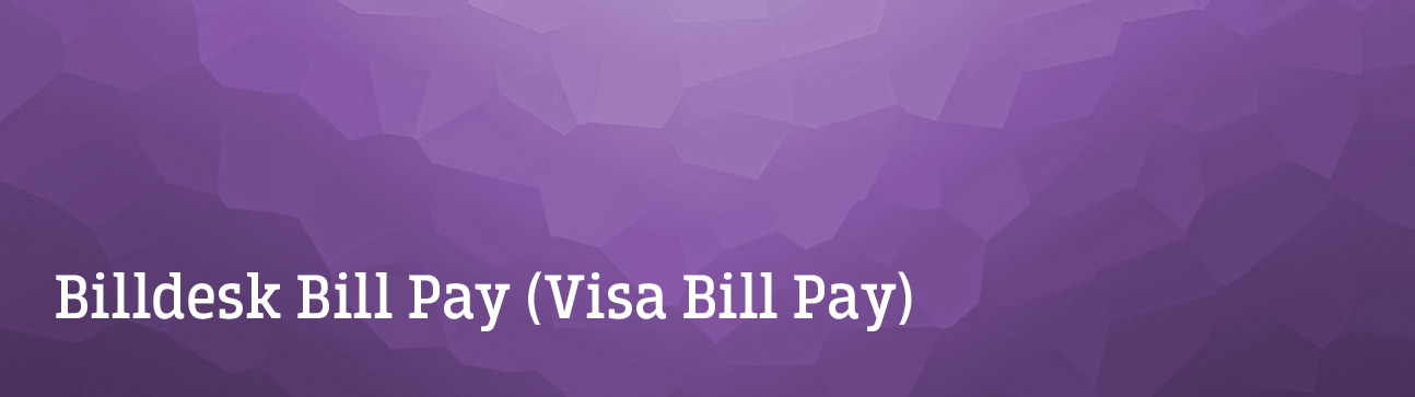 Federal Bank - Visa Bill Pay