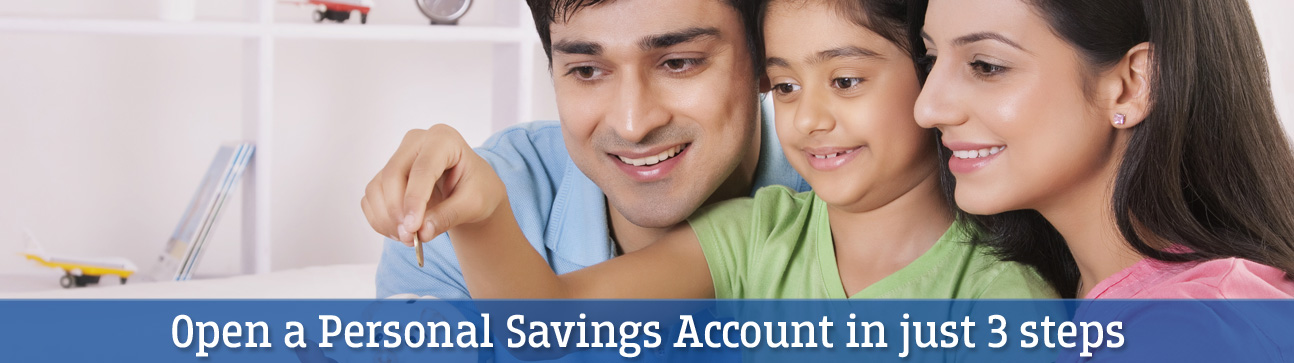 Federal Bank - Personal Savings Bank account