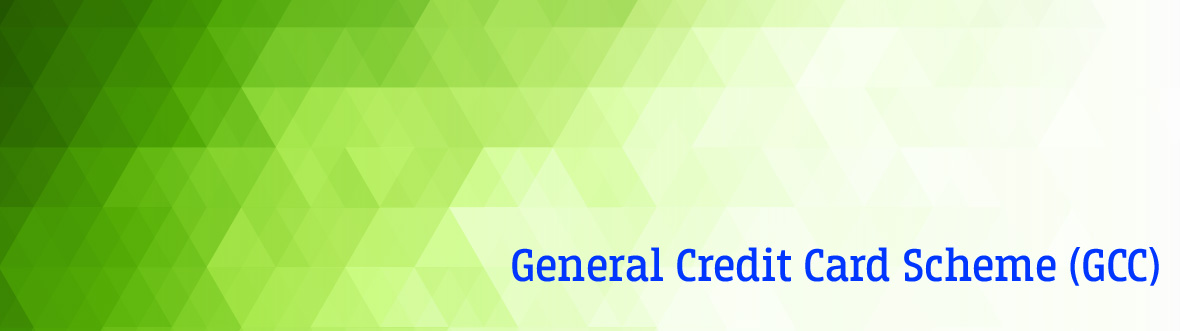 Federal Bank - General Credit Card Scheme
