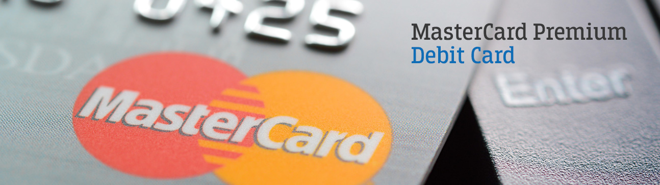 Federal Bank - Mastercard Premium Debit Card