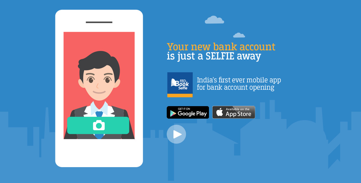 Federal Bank - FedBook - Mobile Banking Application