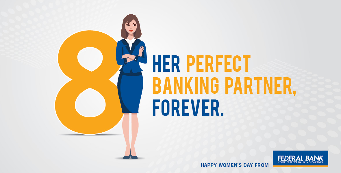 Federal Bank - International Women's Day