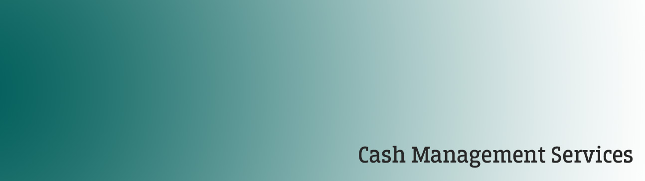 Federal Bank - Cash Management Services