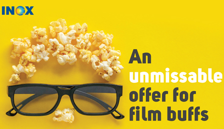 Federal Bank - INOX Movie Ticket Booking Offer