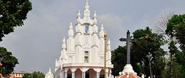 St. Mary's Forane Church, Athirampuzha