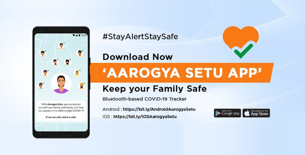 Download Arogya Setu App