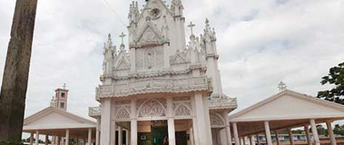 St.Mary's Cathedral, Manarcad