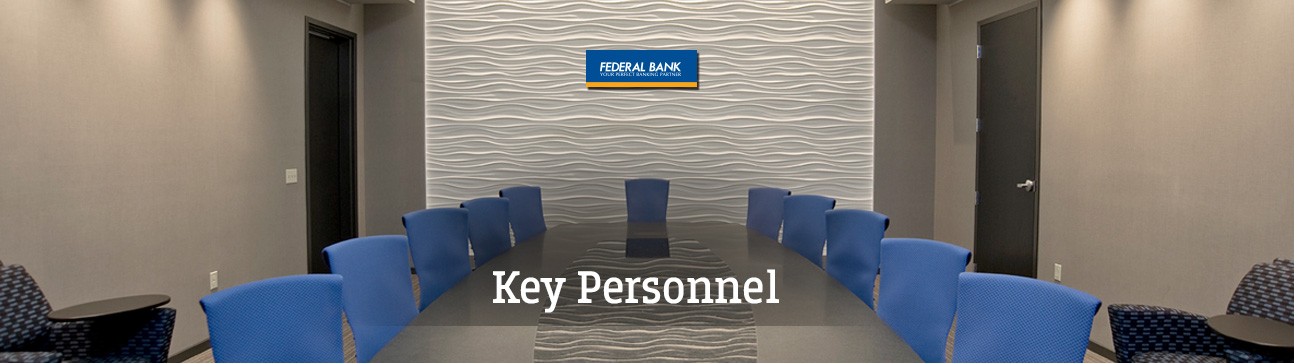 Federal Bank - Board of Directors - Key Management Personnel