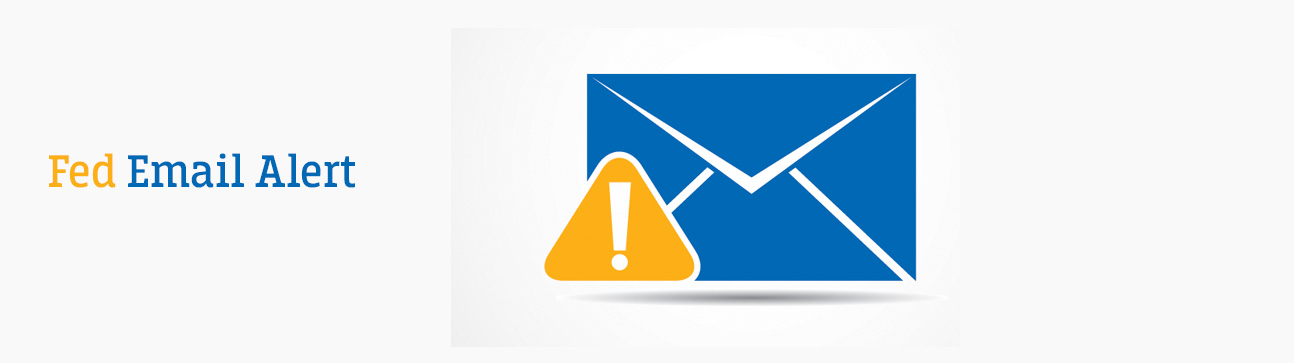 Federal Bank - Email Alerts
