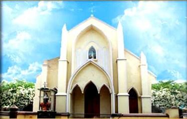 Saint Euphrasia Pilgrim Centre Ollur
