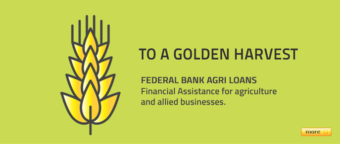 Federal Bank Agri Gold Loans
