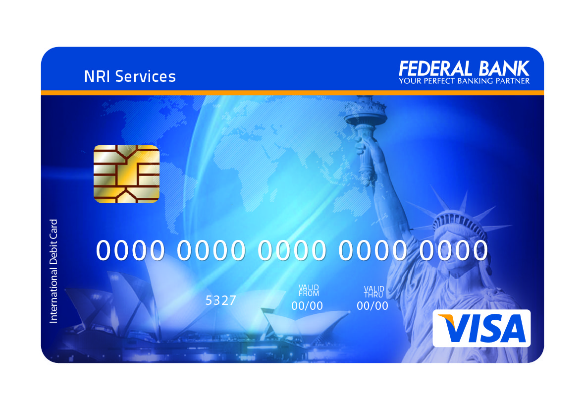 EMV International Debit Cards